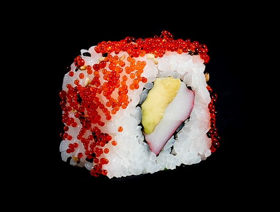 uramakis California roll