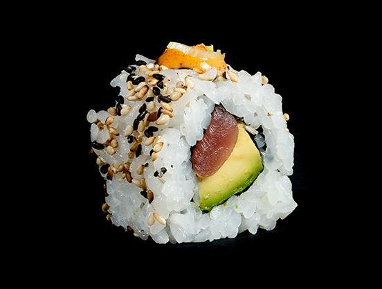 uramakis Spicy tuna
