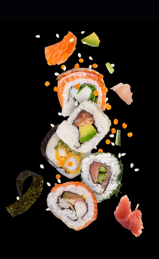 Tokyo Sushi Comtal