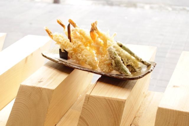 Tempura Tokyo Sushi Gracia